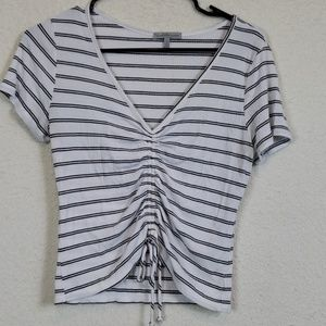 Charlotte rose crop top size large